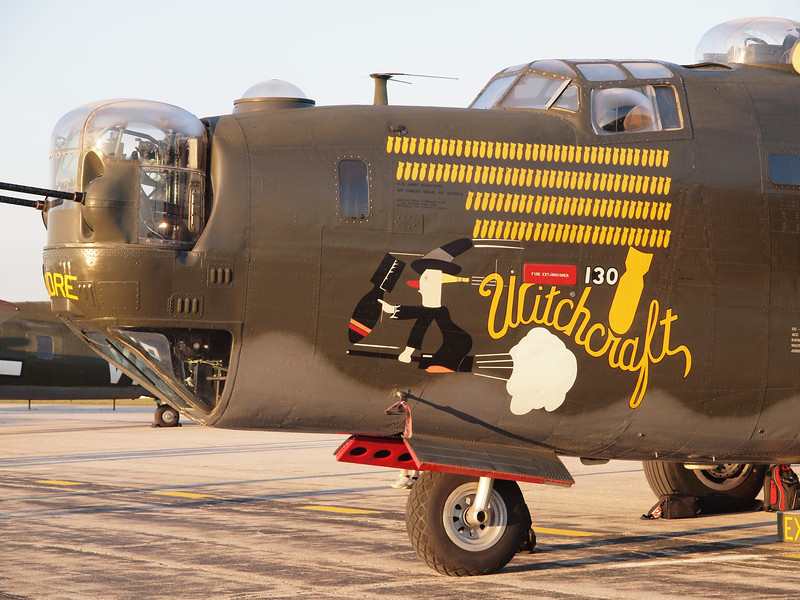 B-24 LIBERATOR (BOMBER)