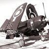 NAVY VOUGHT F4U CORSAIR