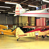 Display hangar