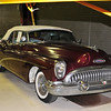Bill Piper's Buick convertible