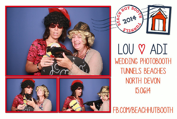 Photo-Booth Cards