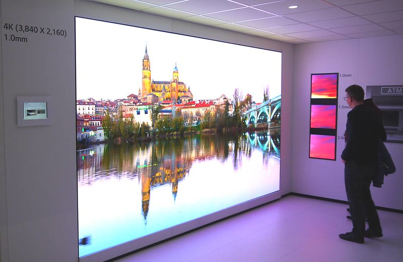 Image result for lg video wall