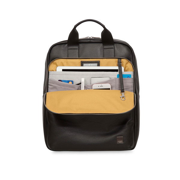 """Dale 15"""" Tote Backpack 154-402-BLK"""