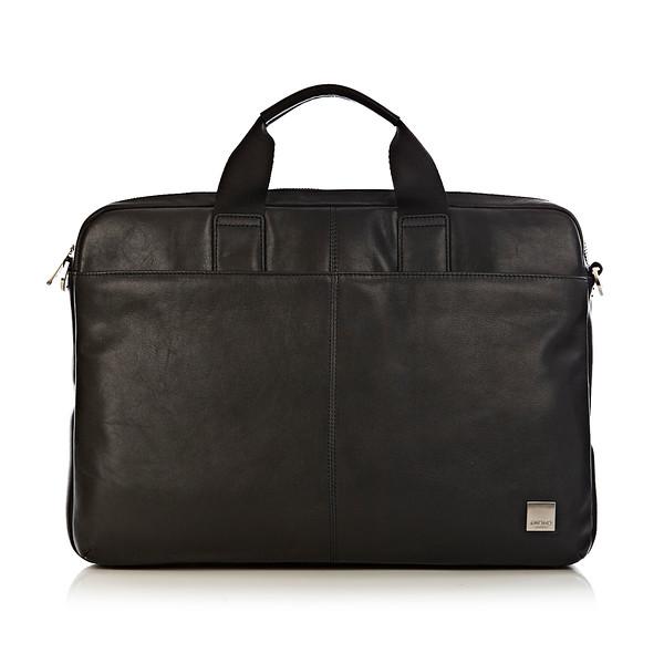 Durham Full Leather Brief 155-257-BLK