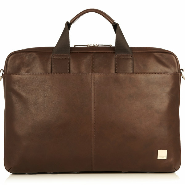 Durham Full Leather Brief 155-257-BRN