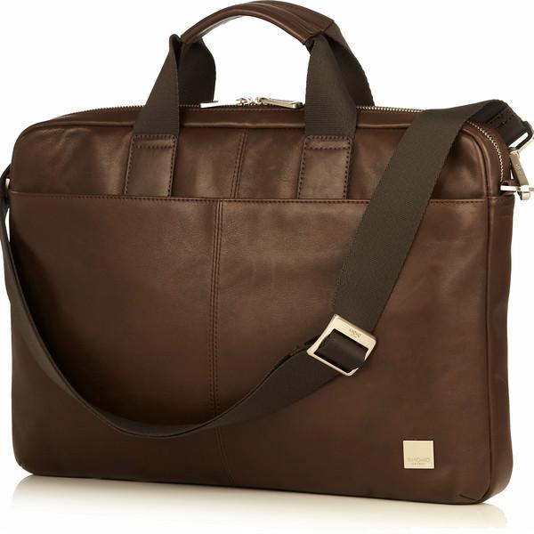 Durham Full Leather Brief 155-257-BRN