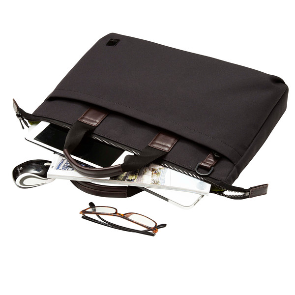 "Oxberry 15"" Briefcase 156-256-CHA"