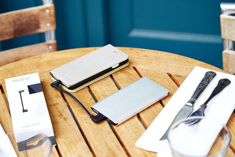 iPhone 6 Premium Leather Folio 90-963-GLD