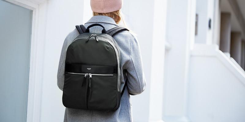 """Beauchamp 14"""" Backpack Kombu 119-401-KOM"""