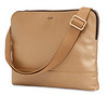Molton Leather Cross Body Clutch 120-056-GLD