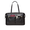 Curzon Leather Shoulder Tote 120-201-BLK