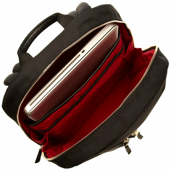 "Beauchamp 14"" Backpack 119-401-BLK"