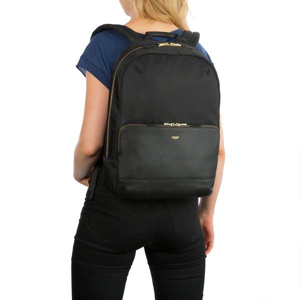 "Mount Laptop Backpack 15"" 119-403-BBS"