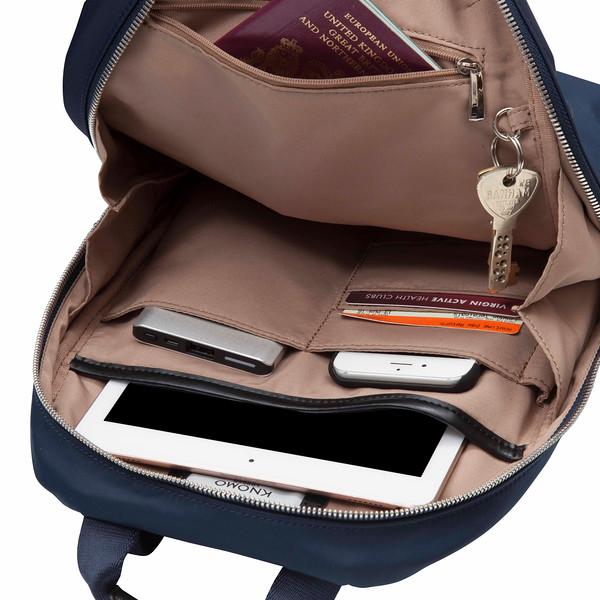 """Mini Beauchamp 10"""" Backpack 119-402-NAV"""