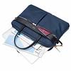 """Hanover 14"""" Navy Briefcase 119-101-NAV"""