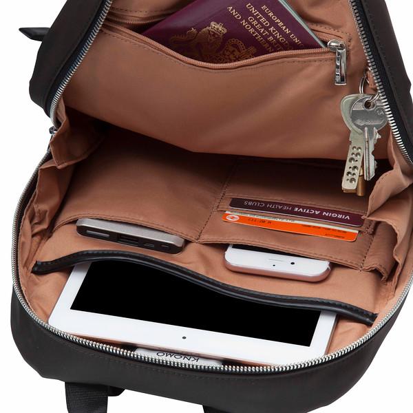 """Mini Beauchamp 10"""" Backpack 119-402-KOM"""