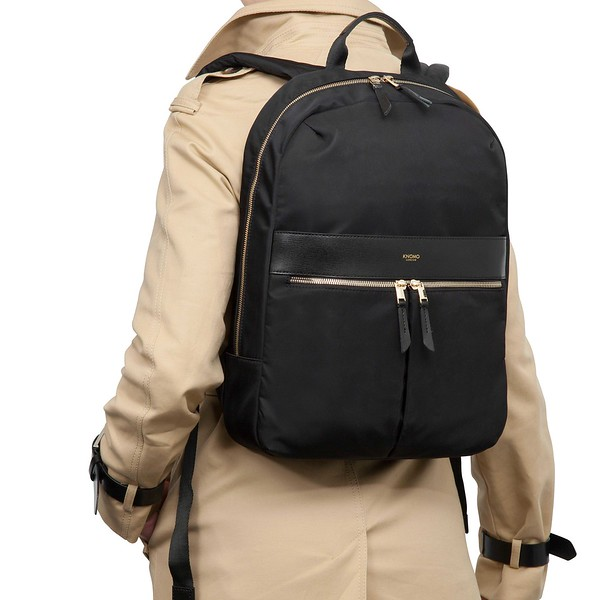"Beauchamp 14""- Backpack Black 19-401-BLK"
