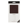 iPhone 6 Plus Premium Folio Brown 90-966-BRN