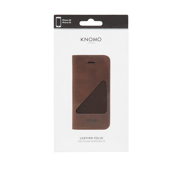 90-949-BRW IPHONE SE FOLIO