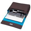 Kinsale Soft Leather Messenger 154-303-BRN