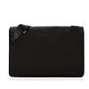 Kinsale Soft Leather Messenger 154-303-BLK