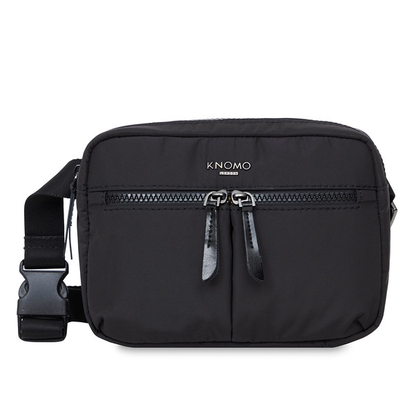 Dalston; Palermo; Convertible X- Body; black; 129-301-BLK; front with side strap; 1MB
