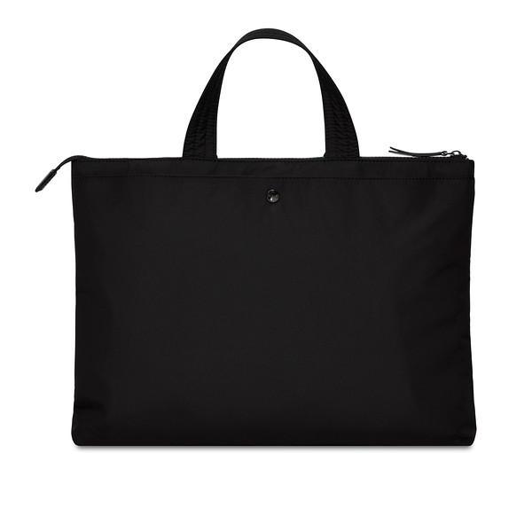 Dalston; Copenhagen; Briefcase; Black; 129-101-BLK2; back; 1MB