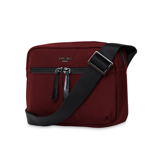 Dalston; Palermo; Convertible X Body; Red brick; 129-301-RBR; 3 quarter with strap 1MB