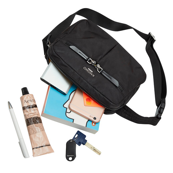 Dalston; Palermo; Convertible X- Body; black; 129-301-BLK; with items; 1MB