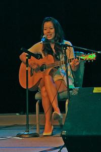 Musician Mayu, H.E.G songwriter