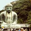 the great bronze Amida Buddha, Kamakura