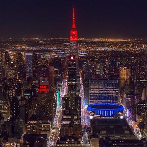 LIGHT UP NEW YORK