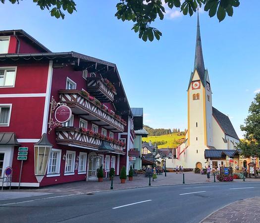 Abtenau Town Square