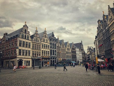 Streets of Antwerp