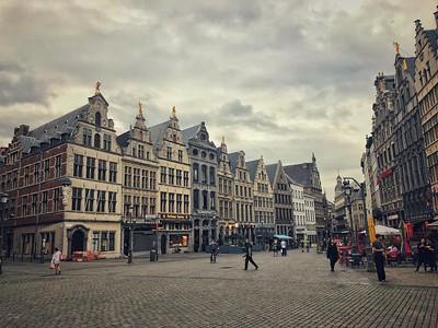 Streets of Antwerp