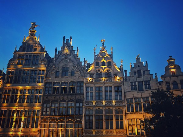 Antwerp Night Lights