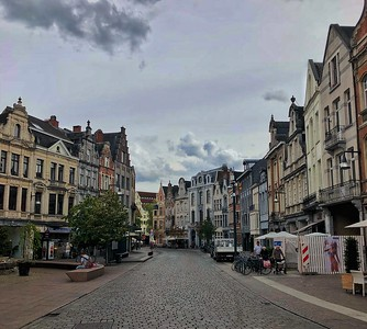 The Streets of Lier