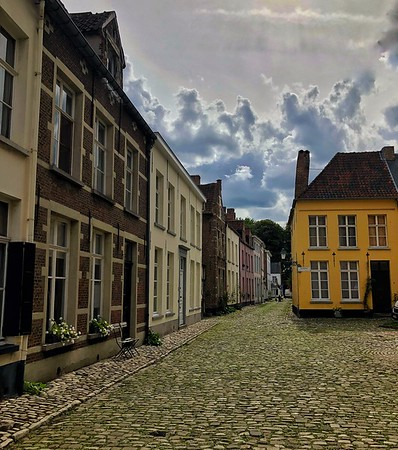 Streets of the Beguinage