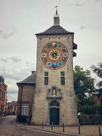 The Zimmer Clock Tower