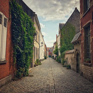 Quaint, Narrow Streets