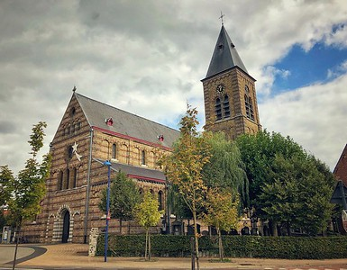 The Church in Passchendaele