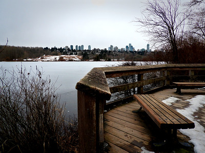 Boardwalk at Deer Lake Park