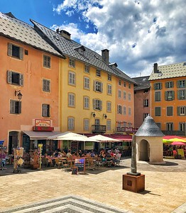 Briancon Square