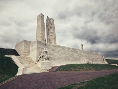 Canada's Largest Overseas National Memorial