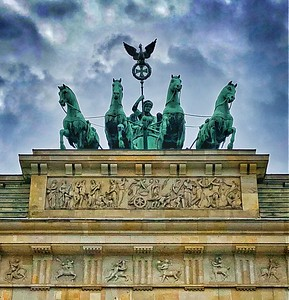 Once a symbol of Berlin and German division during the Cold War