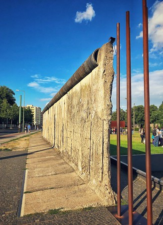 The Original Berlin Wall