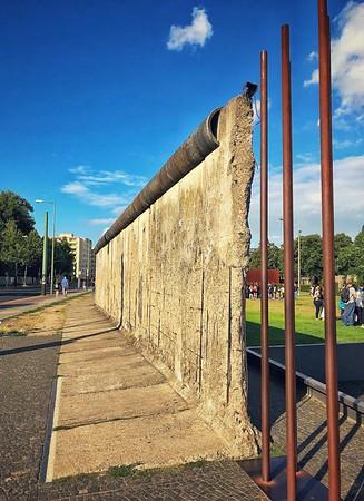 The Original Berlin Wall