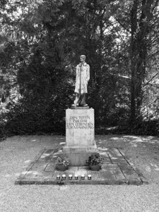 Memorial to the Prisoners at Dachau