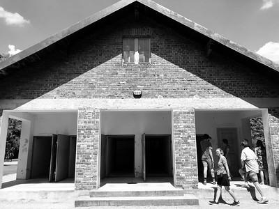 The Crematorium at Dachau