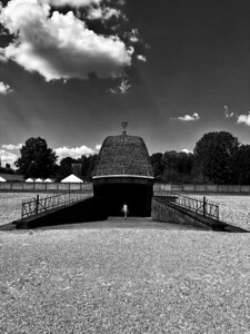 The Jewish Memorial at Dachau